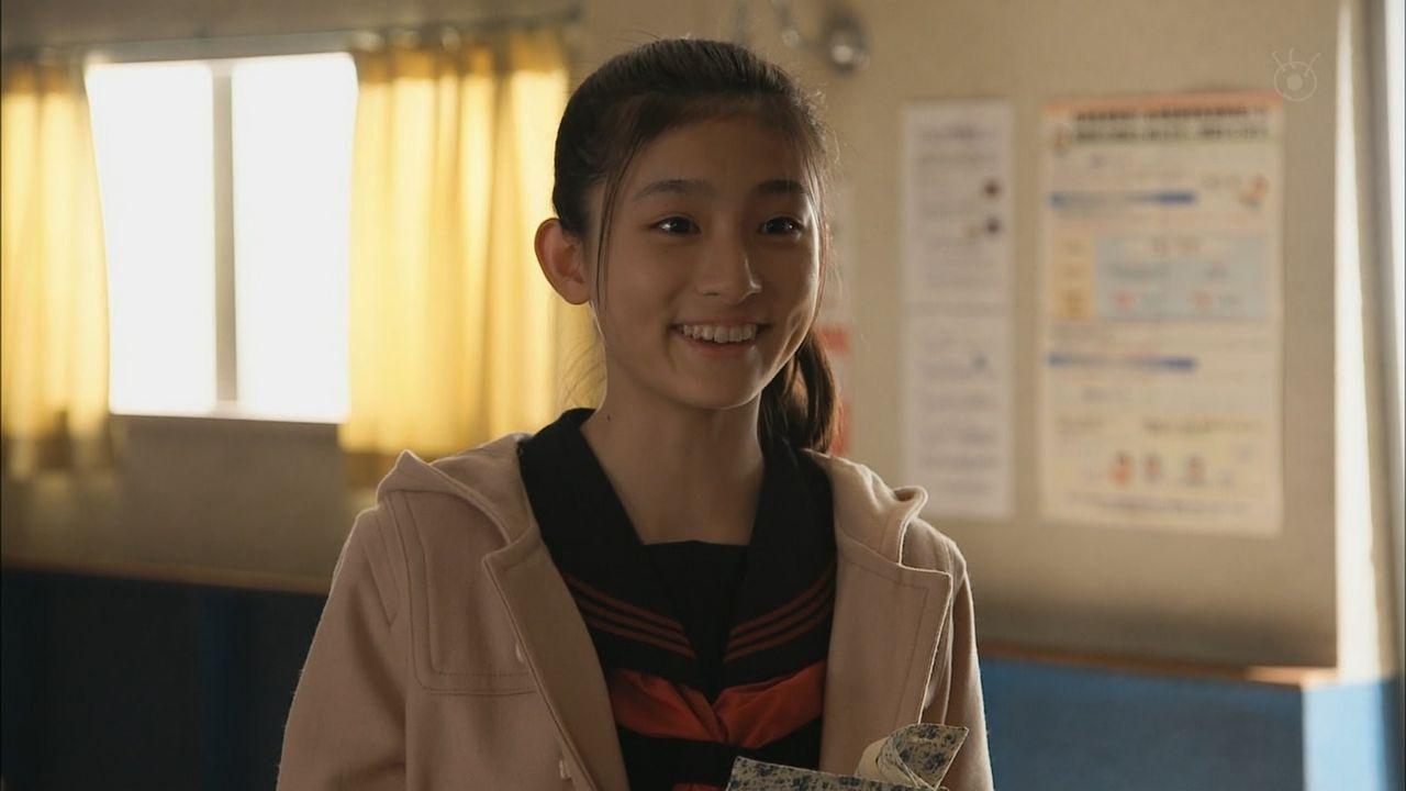 演技派女優の吉田里琴
