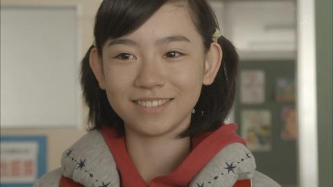 13歳の柴田杏花