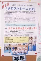 cross-training-20080824-poster