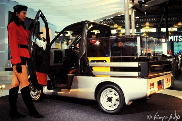 Interesting. Daihatsu midget wheelbase opinion you