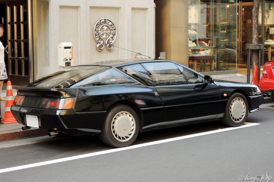 renault alpine v6 gt v6 turbo 1985 a310 v6 beautiful cars of the. Black Bedroom Furniture Sets. Home Design Ideas