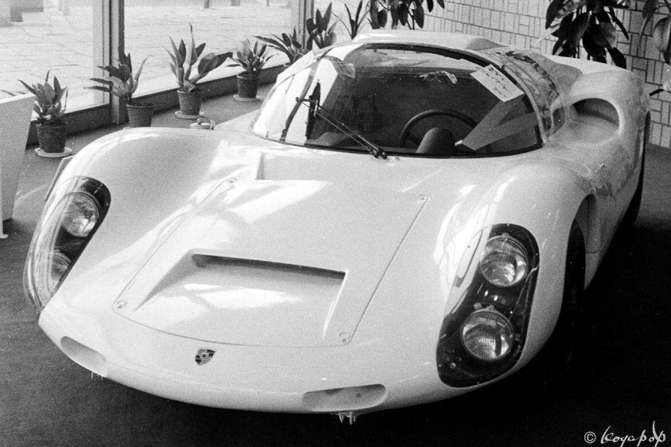 Porsche 910 1967 「滑らかな」...