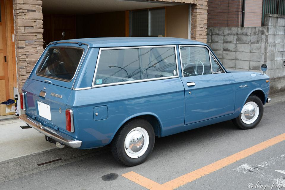 Honda L700 1965- 高度な設計を...