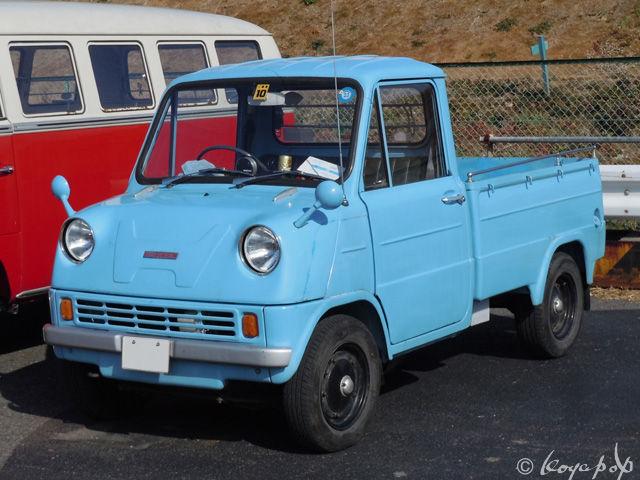 Honda T360 1963- DOHCエンジンを搭載した軽トラック、ホンダ T360 : BEAUTIFUL