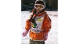 モモコのスキー