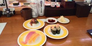 南砂町の回転寿司