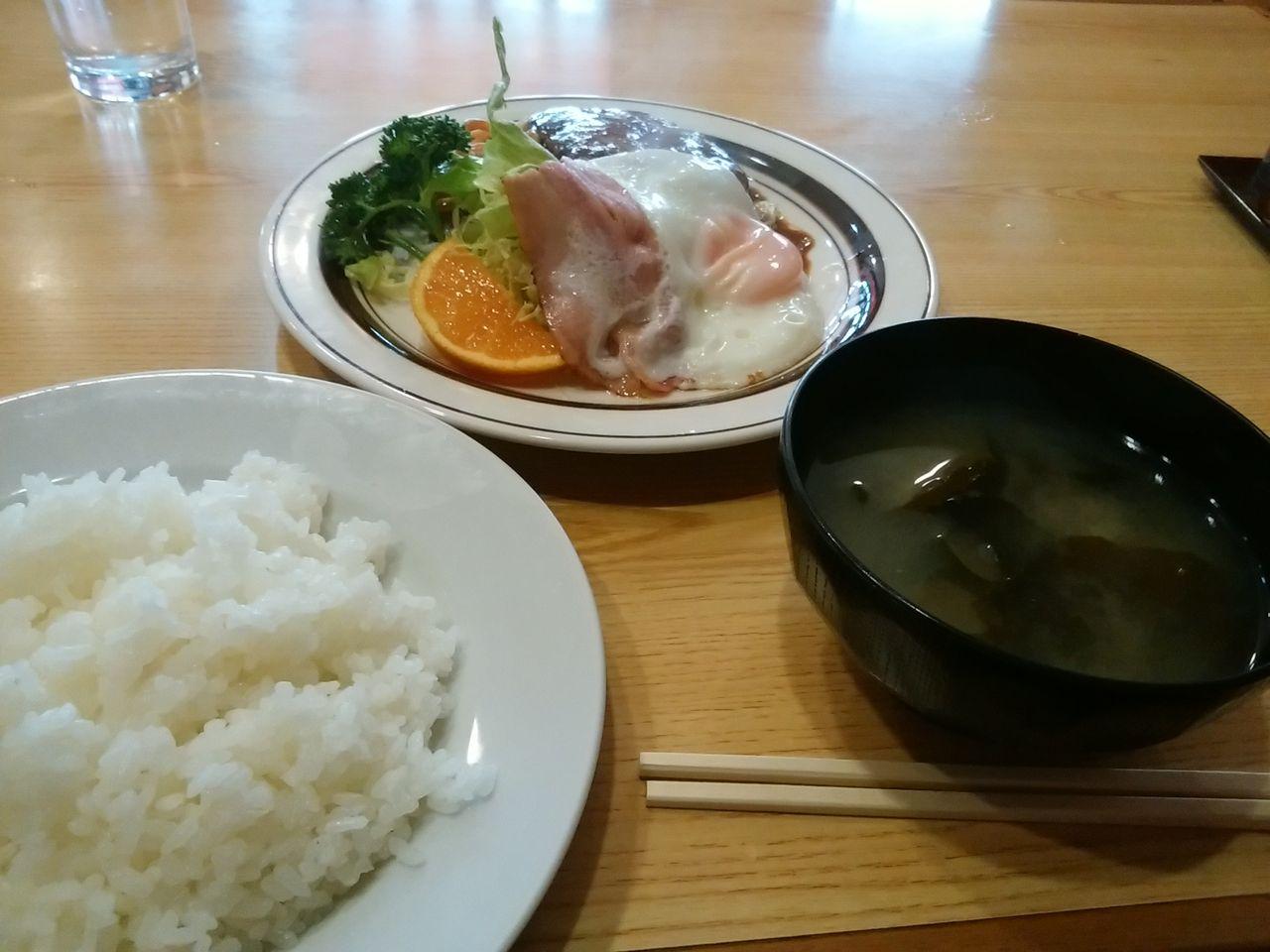 大崎シェアハウス近くの定食屋