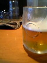 ビールが・・・