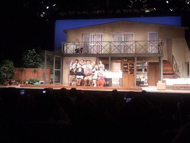 舞台『晩餐』観劇