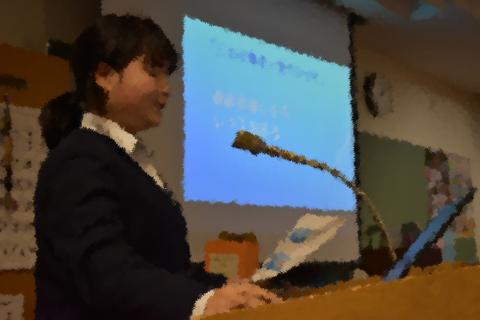 0312 職業調べ発表会