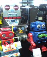 ロボットオモチャ