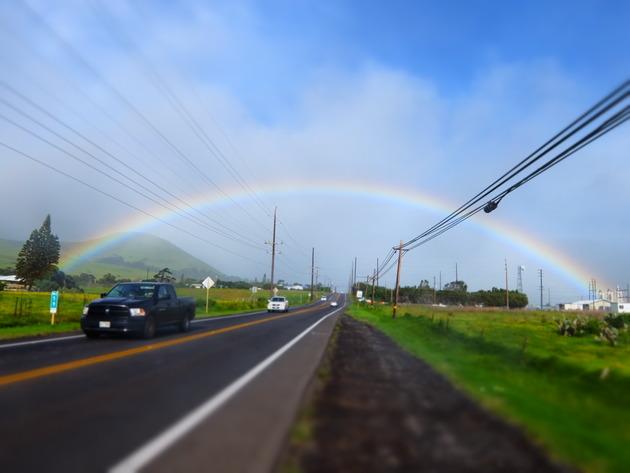 GWフライング旅行:ハワイ島3日目 ~表参道のOLさんかな?ってくらい女子っぽい食事ばかりだった一日~