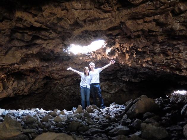 GWフライング旅行:ハワイ島2日目 ~オーラが見える洞窟住居@マウナラニリゾートやポロル渓谷、カワイハエシーフードバー&グリルなど~
