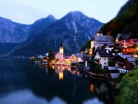 「世界で二番目に行きたい場所っ!」と妻が叫んだハルシュタットは本当に世界一美しい湖畔の町だった