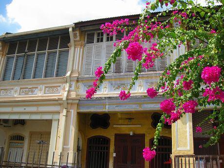 年末年始マレーシア旅行2011-2012 2日日 ~世界遺産の街ジョージタウン@ペナン島~