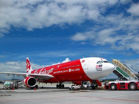 年末年始マレーシア旅行2011-2012 最終日 ~エアアジアで帰るクアラルンプール→羽田~