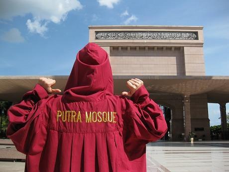 年末年始ミャンマー・マレーシア旅行2013-2014 6日目 ~クアラルンプールをブラブラ、国立モスク、ピンクモスク、夜は客家でスチームボートなど~