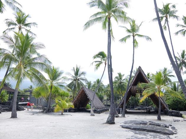 ハワイの文化や歴史がわかる公園