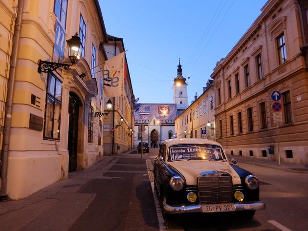 GWに旧ユーゴスラビア(クロアチア、スロベニア、ボスニア・ヘルツェゴビナ、モンテネグロ)に行ってきた:1日目 ~クロアチアの首都ザグレブを散策~