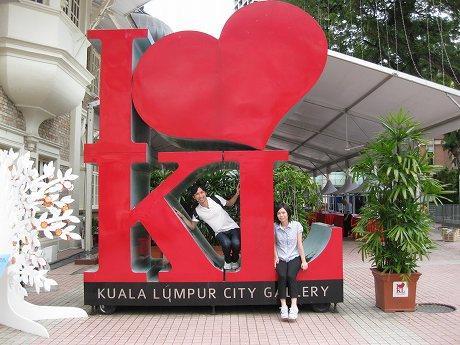 年末年始ミャンマー・マレーシア旅行2013-2014 7日目 ~チョウキット、ムルデカスクエア(独立広場)あたりを適当に~