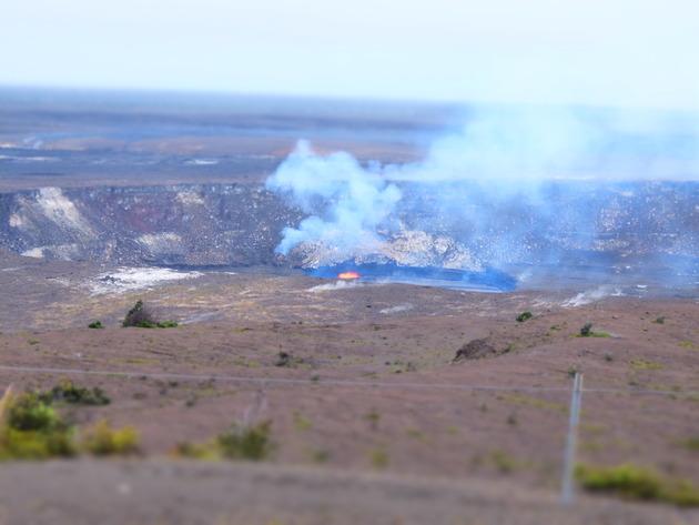 GWフライング旅行:ハワイ島4日目 ~マサシのネイチャースクールで「世界遺産キラウエア火山と星空観測ツアー」に参加しての感想・クチコミなど~