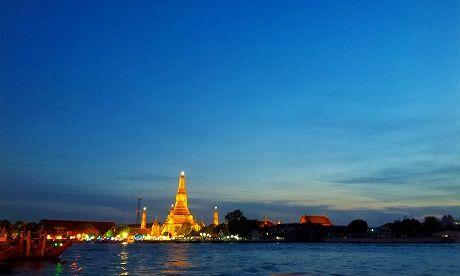 年末年始タイ旅行2012-2013 4日目 ~バンコク市内の散策&お寺巡り~
