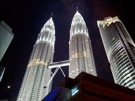 年末年始マレーシア旅行2011-2012 3日目 ~ペナン島 → プトラジャヤのピンクモスク → クアラルンプールのペトロナスツインタワーで年越し~