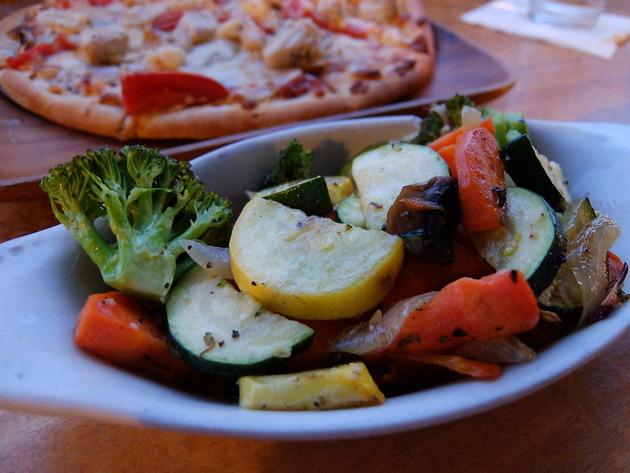 とにかく美味しい野菜が食べたく。頼む物もリピート(笑)