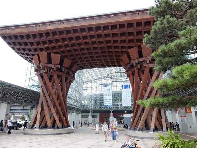 グルメだけじゃない。金沢の定番観光スポットにも行ってきたよ。
