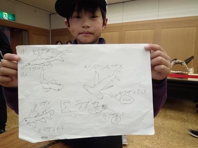絵にしたよ20191215よろず「魚PC150100 (1)