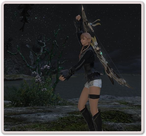 【FF14】太陽と月の舞