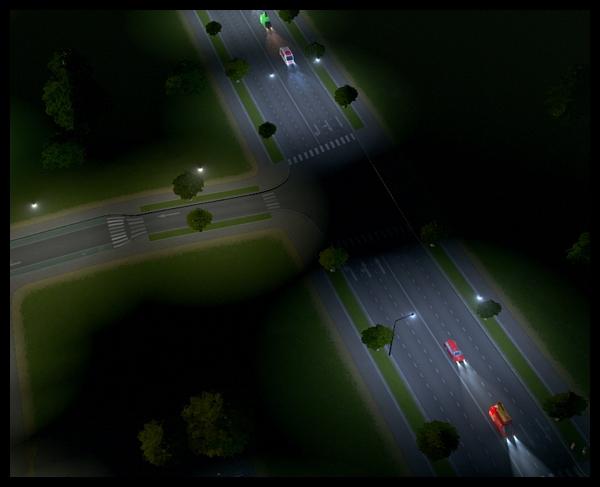 【シティーズ:スカイライン】私の考えた渋滞対策はこれだ!