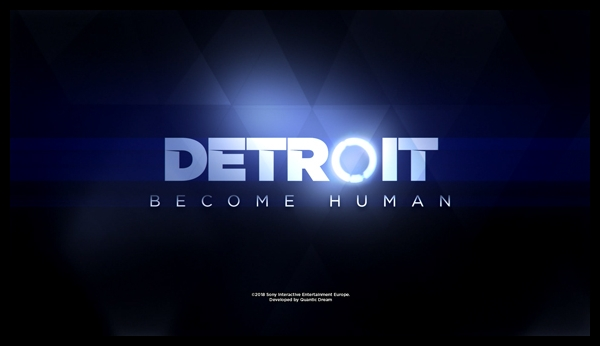 【PS4】DETROIT BECOME HUMAN