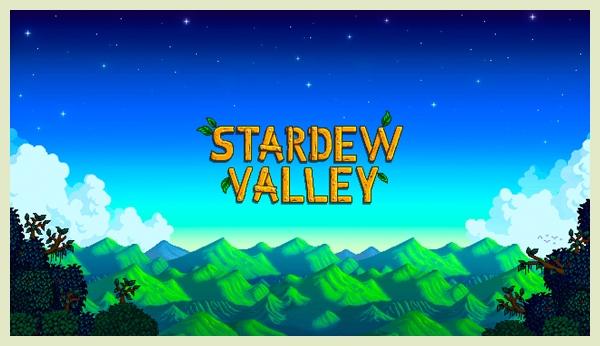 STARDEW VALLEY✽牧場生活