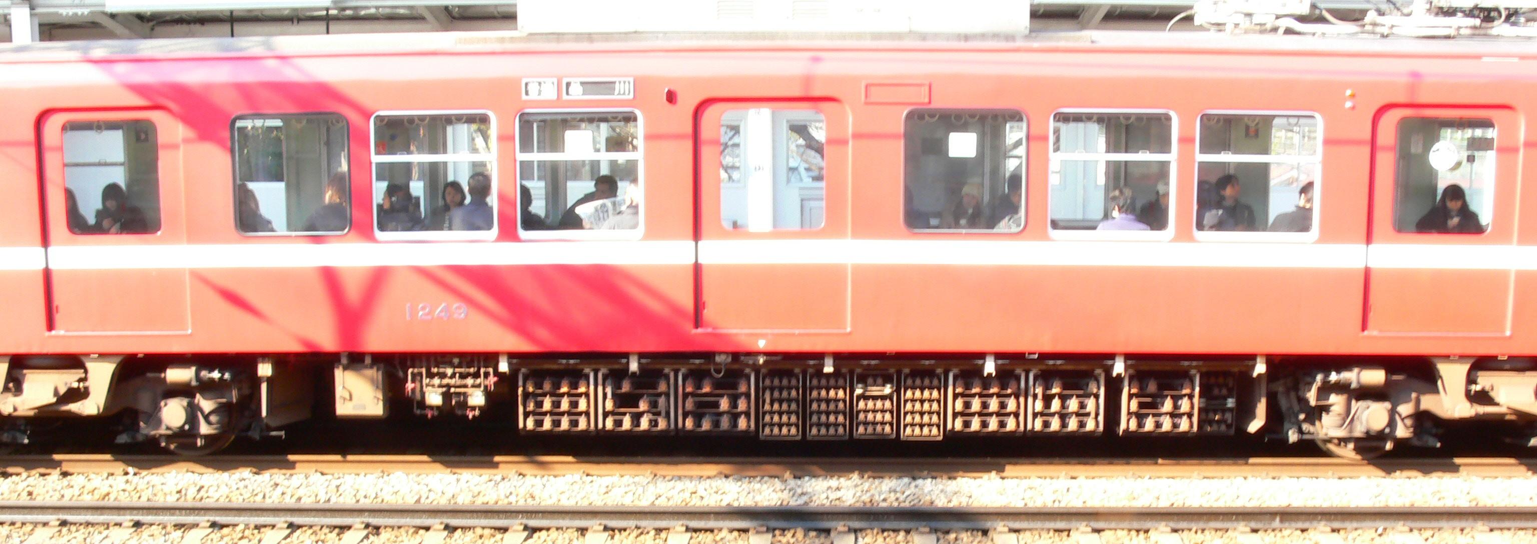 京急品川3番線                  KKR