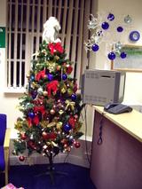 オフィスのツリー