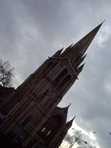 マズエル・ヒルの教会