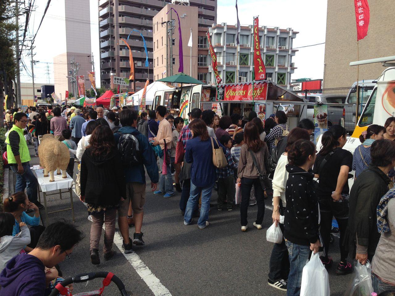 春日井祭り2015年10月17日、18日