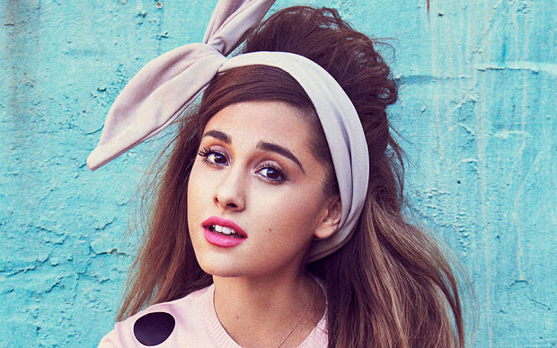 not just on christmas ariana grande