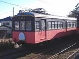 現在の銚子電気鉄道デハ301