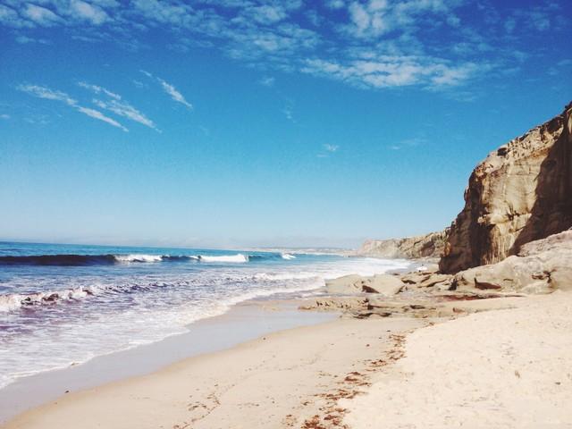 Life-of-Pix-free-stock-photos-ocean-beach-cliff-robbye