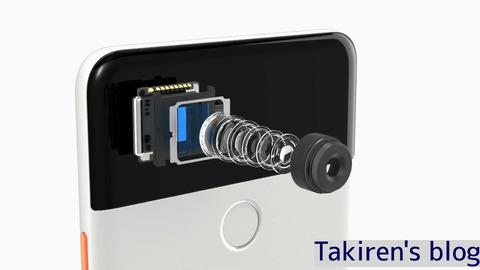 Pixel 2 camera