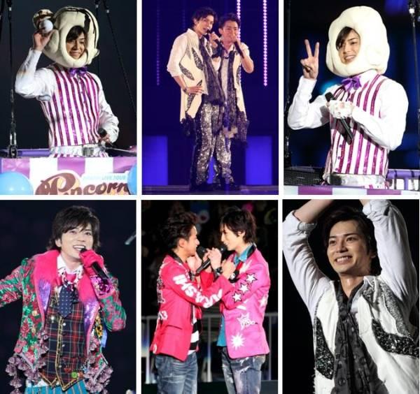 ARASHI LIVE TOUR Popcorn... 嵐 12月14日、全国ツアー『ARASH