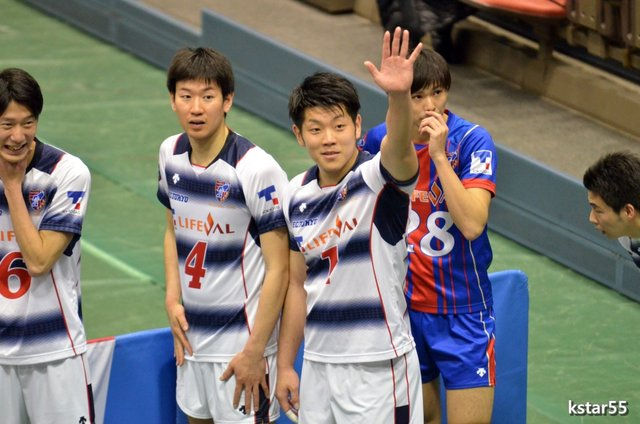 FC東京バレーボールチーム プレ...