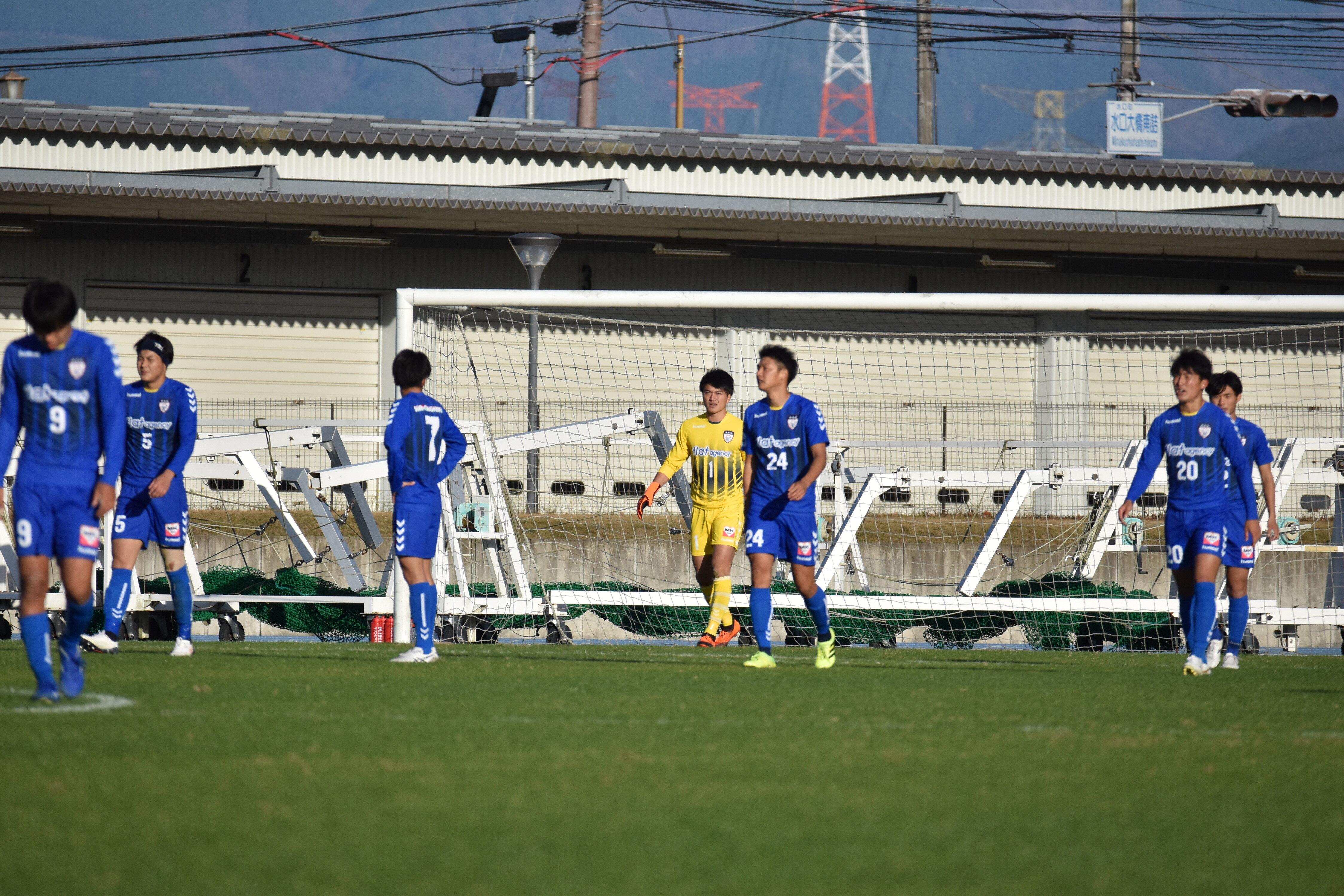 サッカー 金光 大阪