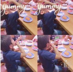 辻希美ブログ 寿司を食べただけで炎上! 「子供の食べ方汚い」