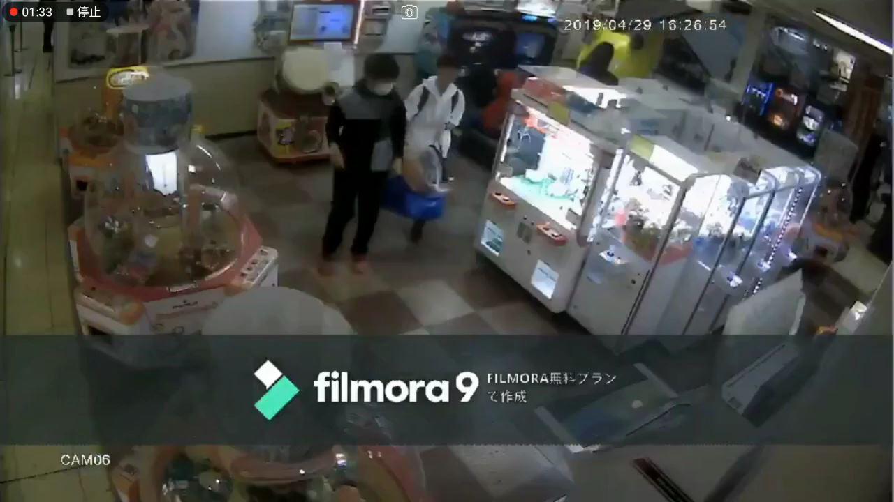 太鼓の盗難
