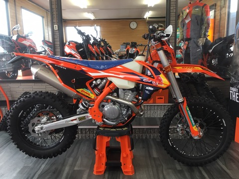 350EXC-F FACTORY EDITION !?
