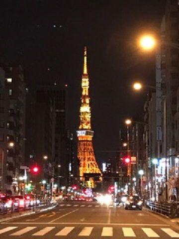 東京タワー17,1,6賀茂川