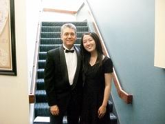 学校でお世話になったピアノの先生